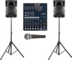 VL3 Audio Sound System Rental