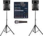 VL4 Audio Sound System Rental