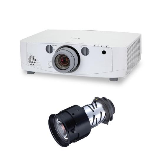 NEC projector rentals