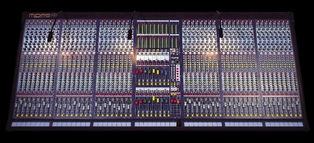 Midas Siena 400 Soundboard Rentals | | AV Rental Orlando