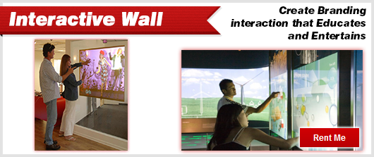 Interactive Wall Displays