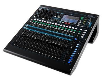 digital mixer rental orlando, allen & heath audio mixer rentals