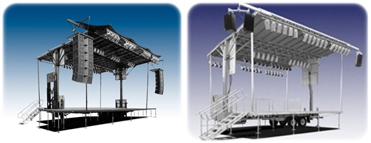 Mobile Stage Rentals